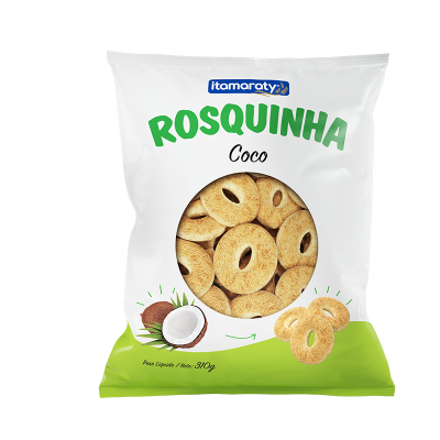 Rosquinha Coco 310grs